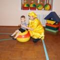 Конспект занятия «С мячом играй— здоровье прибавляй!» с участием родителей