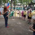 Спортивное развлечение «Спартакиада дошкольников»