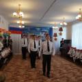 Сценарий праздника «Надежды России». Военный парад «Смотр строя и песни»
