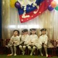 Поздравляем наших папочек с Днем защитника Отечества (фотоотчет)