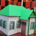 Мастер-класс по изготовлению домика Чехова