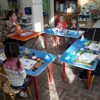 Конспект НОД во второй младшей группе «Весна пришла!» Нетрадиционные техники рисования в детском саду
