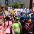 Акция «Здоровые дети— здоровый город!» (фотоотчет)