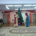 Фотоотчёт Праздник «Царь Горох и Новый год»