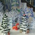 Мастер-класс по украшению зимнего уголка в детском саду