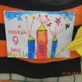 Фотоотчет о выставке рисунков «Великий светлый праздник— День Победы»