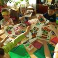 Художественно-эстетическое воспитание и развитие речи дошкольника