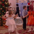 Новогодний праздник в подготовительной группе «Золушка на балу у Деда Мороза»
