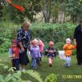Фотоотчет «Прогулка малышей. Один день из нашей жизни» (первая младшая группа)