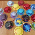 Мастер-класс шляпки-игольницы для бабушек к 8 марта