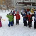 План-конспект занятия «Прогулка зимой» для средней группы