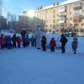Сценарий спортивного праздника «Зимние забавы»