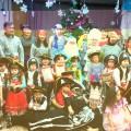 Новогодний утренник в детском саду «Новый год на палубе у Джека Воробья»