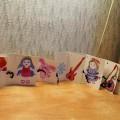 Мастер-класс. Новогодние мини-открытки для родителей «Что хотят наши детки?»