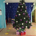 Новогоднее оформление зала