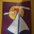 Мастер-класс «Кораблик к 23 февраля»