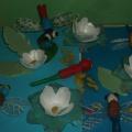 Мастер-класс для малышей «Стрекоза-красавица»