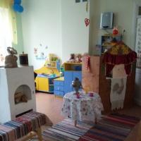 Конспект развлечения для детей первой младшей группы «В гостях у бабушки Арины»
