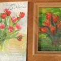 Мастер-класс «Все цветы для тебя, любимая!» Рисуем пластилином
