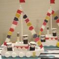 Мастер-класс «Кораблик»