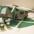 Мастер-класс из бросового материала «Вертолёт»