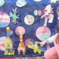 Конспект комплексного занятия по рисованию и лепке в подготовительной группе по теме: «Этот загадочный космос!»