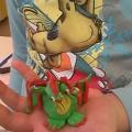 Фотоотчёт «Герои русских народных сказок в изобразительном творчестве детей»