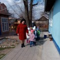 Проект для детей средней группы «Весна у ворот»