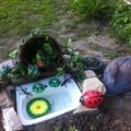 Создание предметно-развивающей среды на участке детского сада
