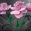Мастер-класс «Роза из фоамирана»