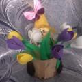 Мастер-класс из фоамирана «Первые весенние цветы»