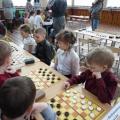 Фотоотчёт «Первенство по русским шашкам»