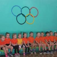 Фотоотчёт о развлечении «Стать олимпийцами» с использованием квест-технологии