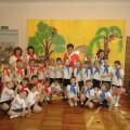 Сценарий спортивного развлечения «Зов джунглей» для детей подготовительной группы