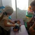 «Наши куклы заболели». Конспект сюжетно-ролевой игры «Больница»