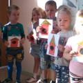 Конспект занятия по художественно-эстетической деятельности (аппликация) во второй младшей группе