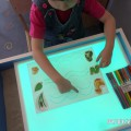 Игры для познавательно-речевого развития с использованием песочного стола с подсветкой