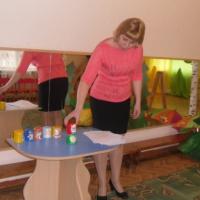 Игровое занятие в ясельной группе (для детей третьего года жизни) «Репка»