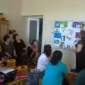 Мастер класс для молодых педагогов «Ручной труд».