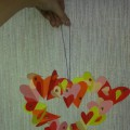 Необычная «Валентинка»— прекрасный подарок для родных руками детей