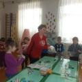 Конспект по познавательному развитию детей в старшей группе «Воздух— какой он?»