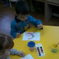 Конспект НОД по художественному творчеству «Елочная игрушка»