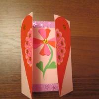 Мастер-класс открытки-валентинки «Сердечный привет»