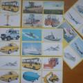 Дидактическая игра для детей старшего дошкольного возраста «Транспорт»