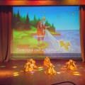 Фестиваль детского творчества «Весёлые нотки 2015». Танец «Золотые рыбки»