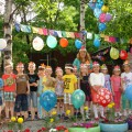 Праздник ко Дню защиты детей (фотоотчет)