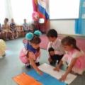 Сценарий праздника, посвященный ко Дню России с детьми старшего дошкольного возраста «Россия, матушка моя!»