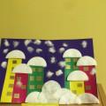 Поделки детей с родителями к Новому году «Здравствуй, зимушка-зима»