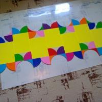 Идеи оформления стенда из подручного (бросового материала) для выставок детского творчества