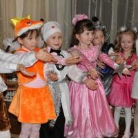 Фотоотчет «Новогодний праздник в детском саду»